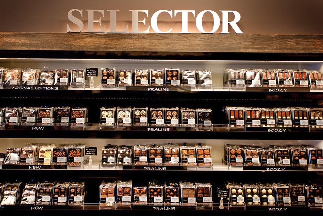 HOTEL CHOCOLAT READIES FOR DERBY LAUNCH
