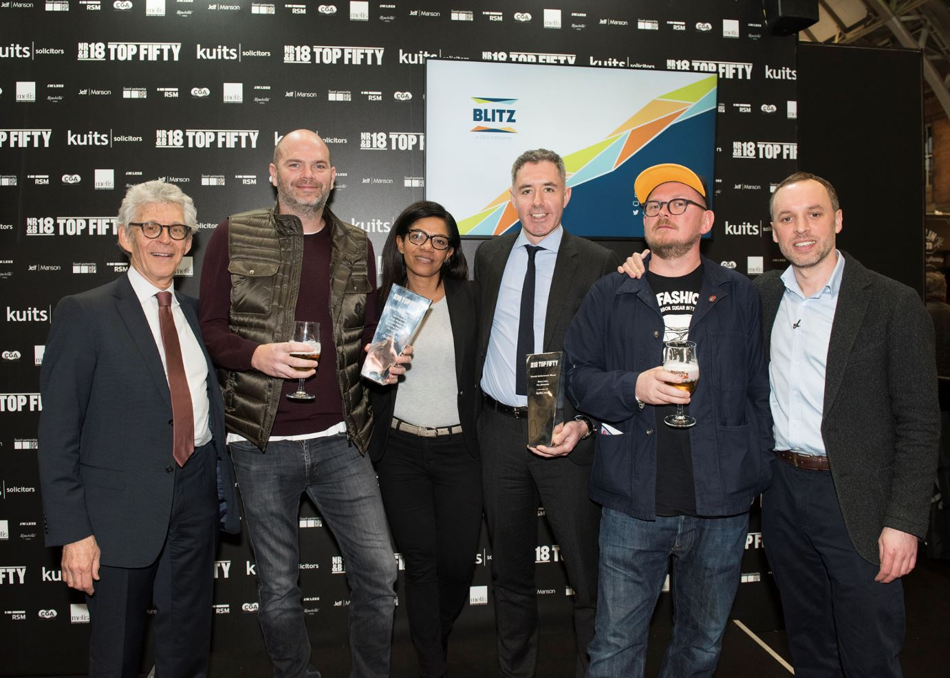 ANNOUNCEMENT: NORTH OF ENGLAND HOSPITALITY POWER LIST2018 RELEASED