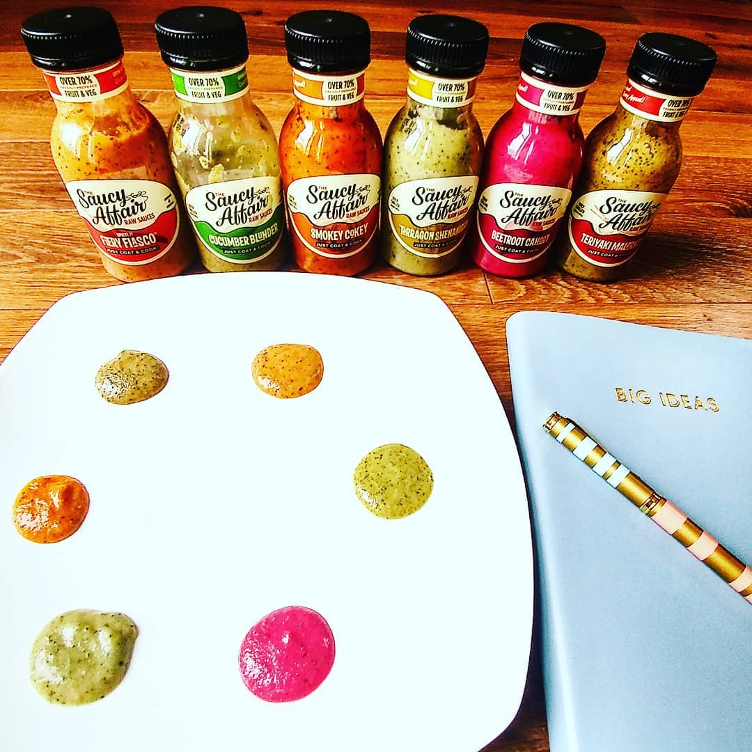 TRIED & TESTED: THE SAUCY AFFAIR RAW SAUCES REVIEW