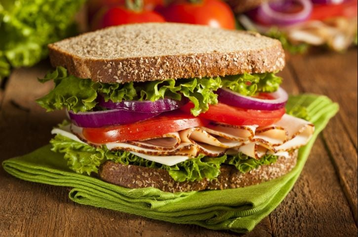 SANDWICHES TO CELEBRATE DURING BRITISH SANDWICH WEEK