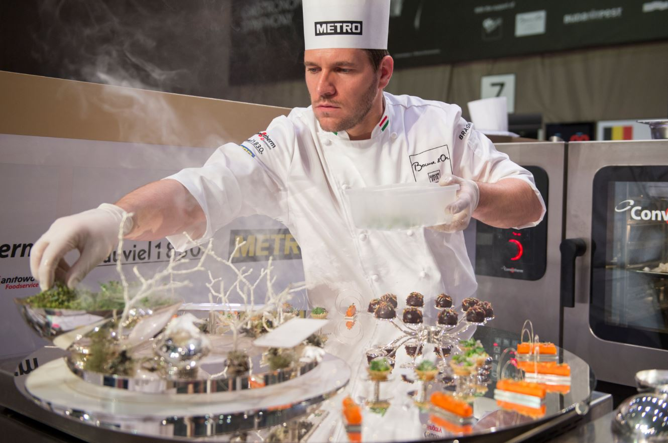 NORWAY TOPS EUROPEAN GASTRONOMY AS BOCUSE D'OR EUROPE CLOSES IN ITALY