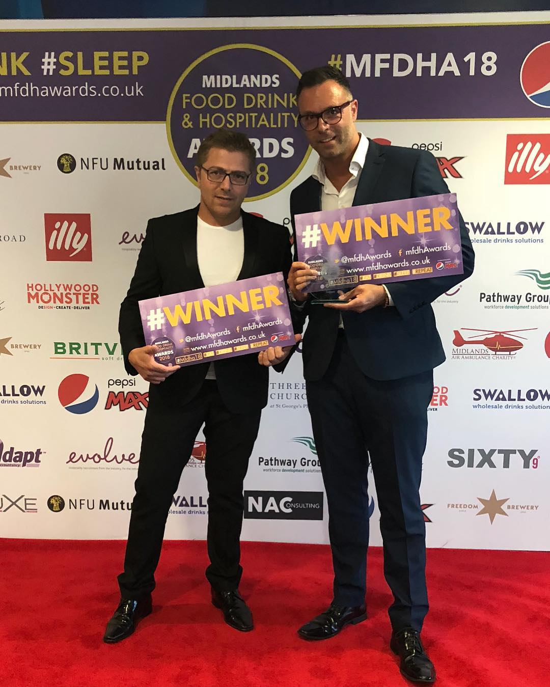 SAPORI RESTAURANT & BAR CROWNED BEST ITALIAN RESTAURANT IN MIDLANDS