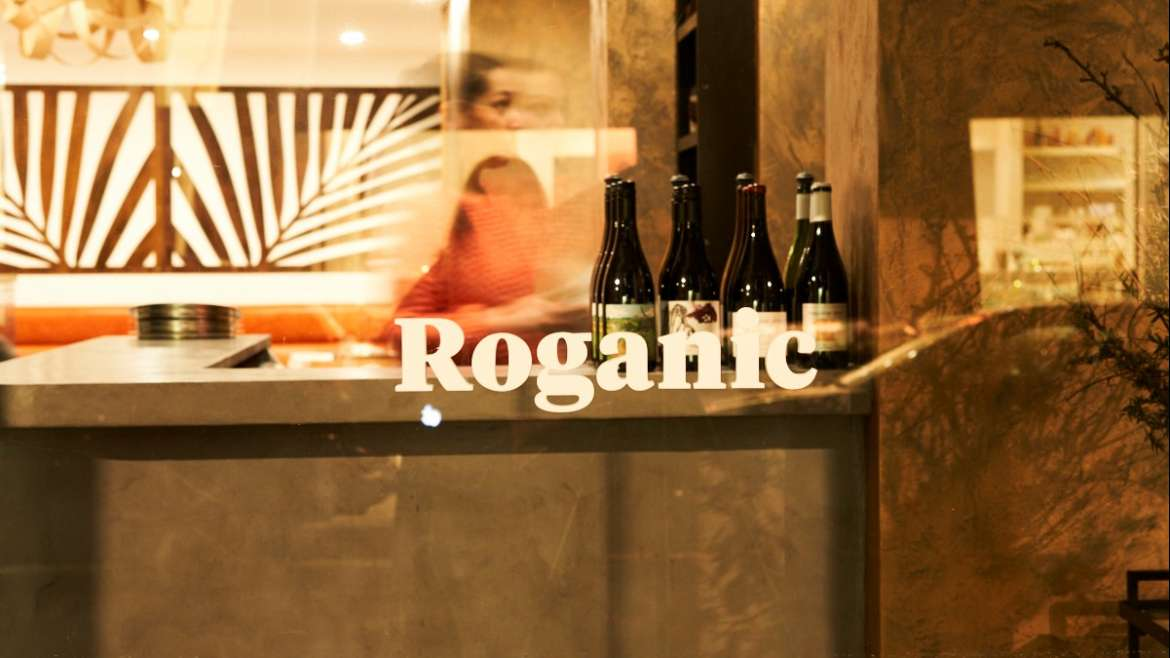 RESTAURANT REVIEW: ROGANIC, LONDON