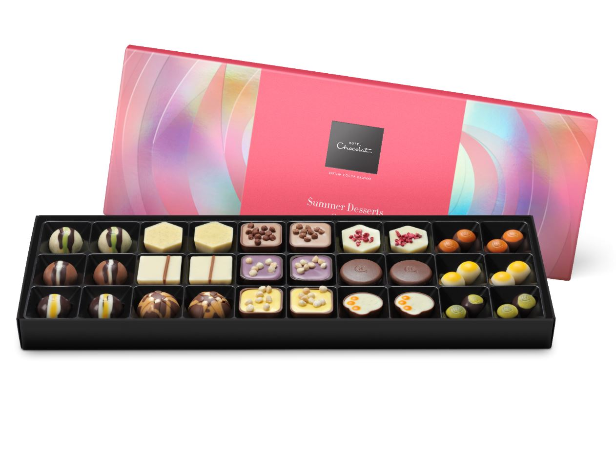 SUMMER FUN FOR HOTEL CHOCOLAT-HOLICS