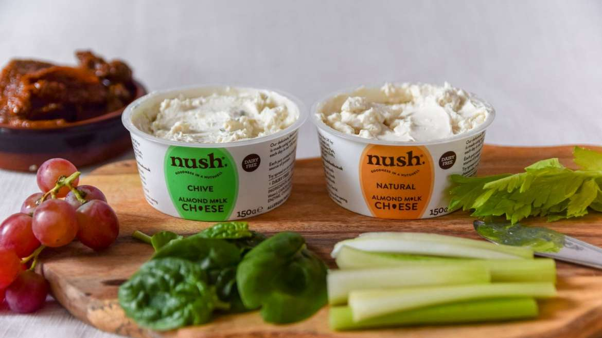 REVIEW: NUSH VEGAN CHEESE