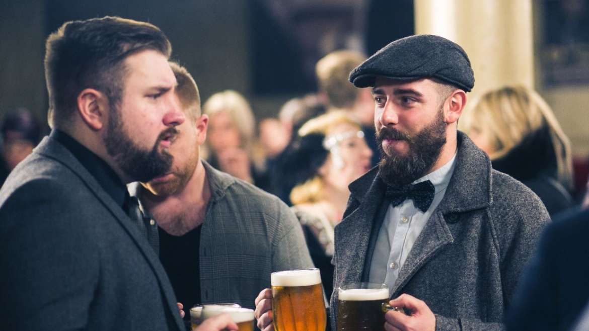 PEAKY BLINDERS BAR AND RESTAURANT ROLLS INTO MANCHESTER  – JUST IN TIME FOR CHRISTMAS