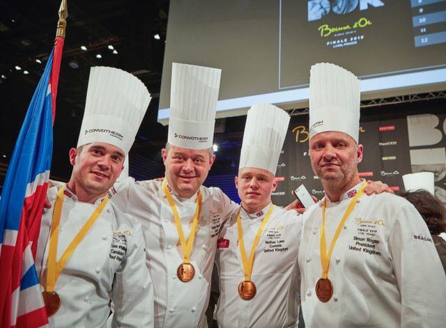 BOCUSE D'OR NATIONAL SELECTION TO TAKE PLACE AT THE RESTAURANT SHOW