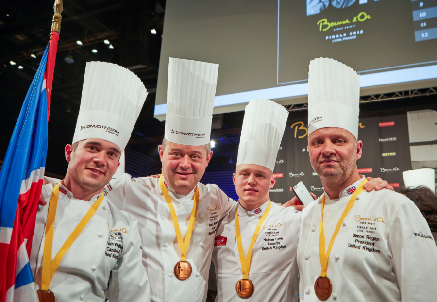 ROGANIC HOSTS POWERHOUSE CHEFS AT BOCUSE D'OR UK ACADEMY FUNDRAISER