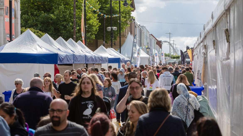 SIZZLING CELEBRITY LINE-UP FOR BOLTON FOOD FEST