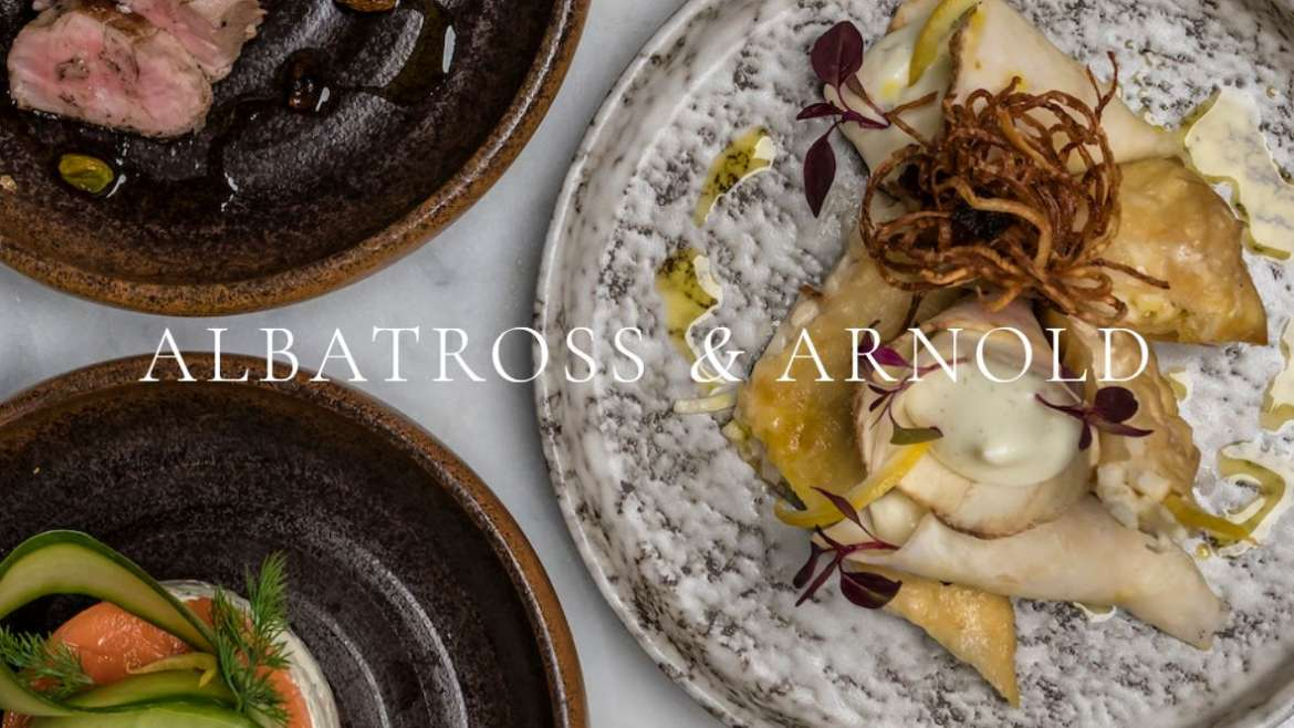 ACCLAIMED MANCHESTER RESTAURANT – ALBATROSS & ARNOLD – CONTINUES TO IMPRESS WITH BRITISH MODERN DINING MENU