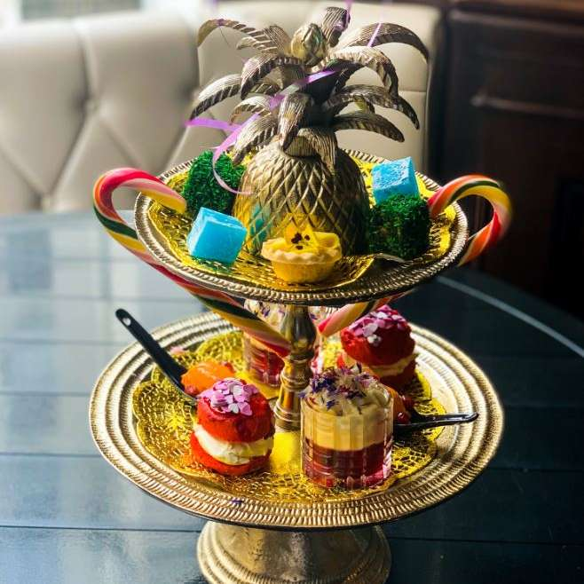 GRAND PACIFIC INTRODUCES A SPECIAL HIGH TEA FOR THE MANCHESTER PRIDE CHARITY