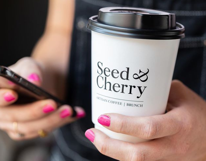 SEED & CHERRY COFFEE BLOOMS IN MANCHESTER