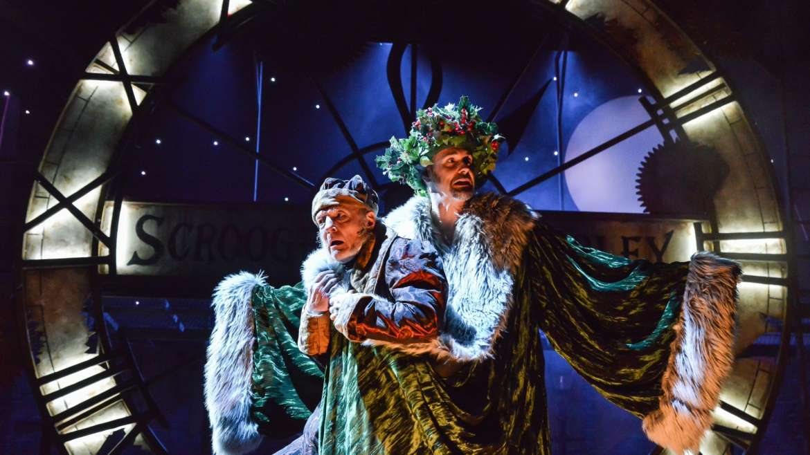 REVIEW: A CHRISTMAS CAROL, DERBY THEATRE