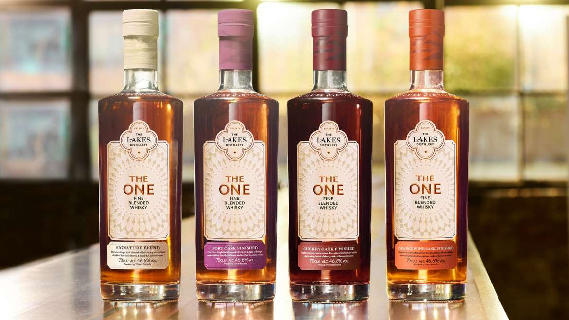 NEWS: ORANGE WINE & SHERRY CASK FINISHES CREATE UNIQUE COLLECTION AT THE LAKES DISTILLERY